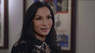 Famke Janssen talks about Film Forum