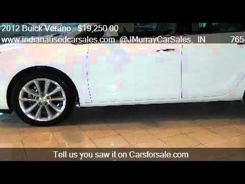 2012 Buick Verano Sedan 4D - for sale in LAFAYETTE, IN 47905