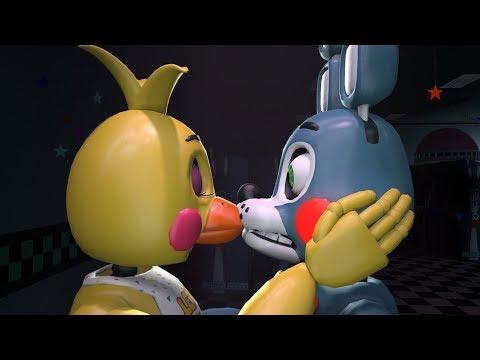 LOVE VS. HATE Five Nights at Freddy's Animations (Love FNAF SFM)