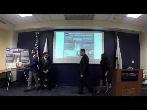 SDO Team 20: Payload Upright Landing System for the NASA Rocket Launch Competition