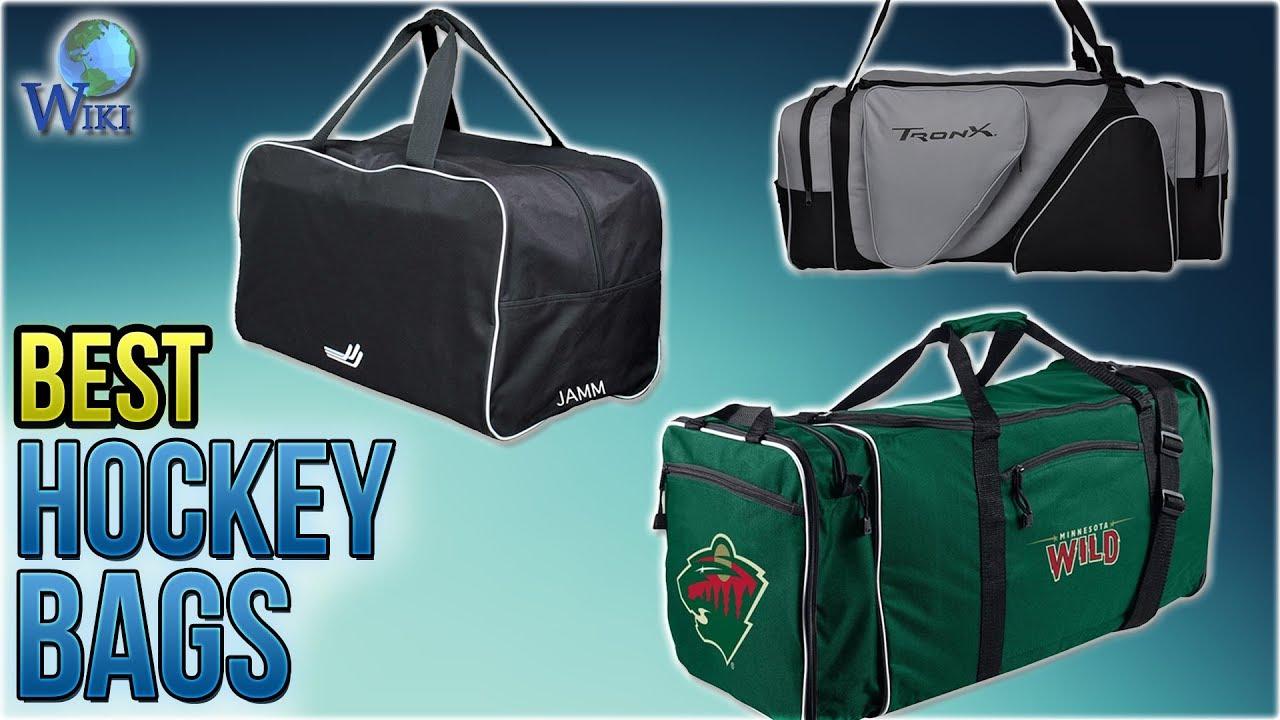 b51d0cd8b 8 Best Hockey Bags 2018 - YouTube