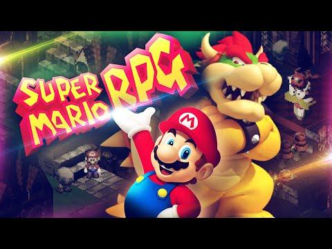 Super Mario RPG - rétro Découverte