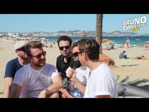 Martin Solveig en Interview à Ibiza - Bruno dans la Radio