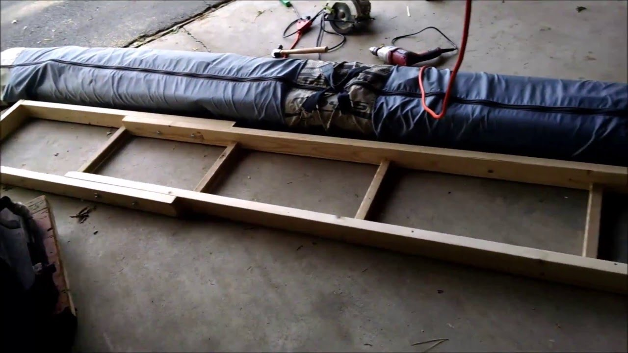 How To Build A Hang Glider Roof Rack Youtube