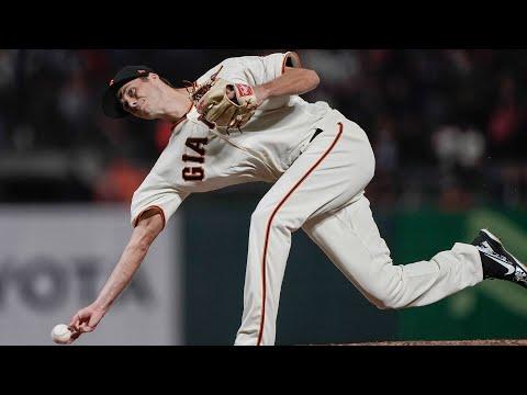 Tyler Rogers makes MLB debut Game vs Arizona | August 27, 2019 | 2019 MLB Season