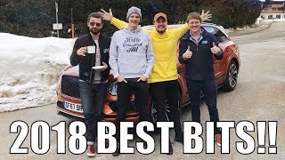 My Friends Are Awesome | Supercar Youtube Rewind 2018!!