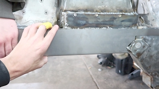 Rust Repair on Shane's Sn95