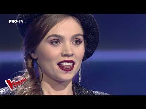 Sorina Bică - Hai vino iar in gara noastra mica | Live 2 | Vocea Romaniei 2018