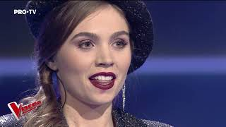 Sorina Bica - Hai vino iar in gara noastra mica Live 2 Vocea Romaniei 2018