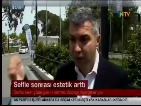 NTV - ANA HABER - SELFİE SONRASI ESTETİK