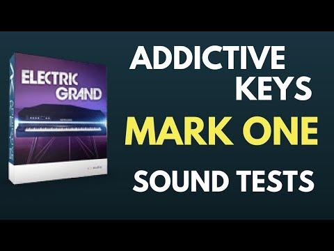 Addictive Keys Preset Demos Part 2 -  MARK ONE