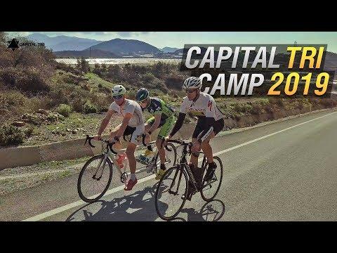 CapitalTRI CAMP 2019. Сборы по триатлону. Triathlon Motivation 2019. Мотивация Триатлон 2019.