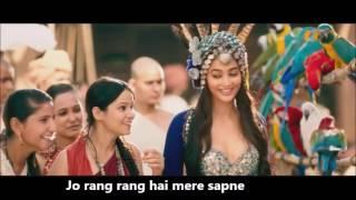 sarsariya full song video with lyrics   mohenjo daro   hrithik roshan pooja hegde   a r rahman
