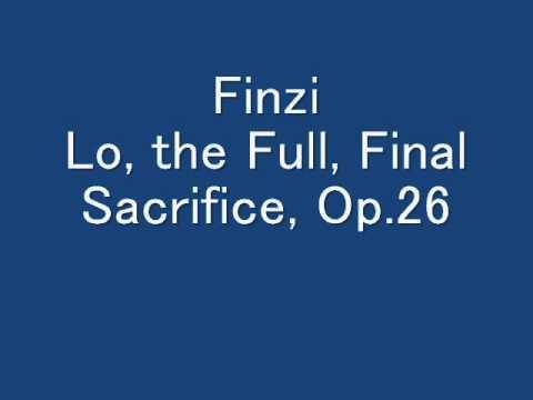 Lo The Full Final Sacrifice Wmv Youtube