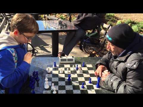 Washington Square Chess Hustling - 3