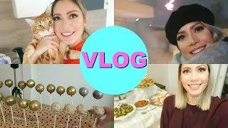 Vorsätze, epic Silvester Buffet & blöde Cake Pops | Follow my Weekend