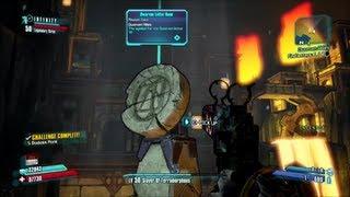Borderlands 2 All Dwarven Allies Letter Locations Tiny Tina's Assualt On Dragon Keep DLC
