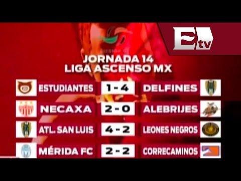 Resultados de la liga de ascenso MX / Adrenalina con Francisco Maturano y Gerardo Sosa