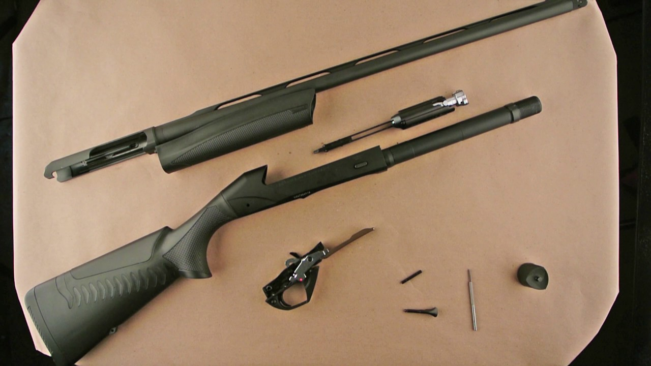 How To Reverse The Safety On A Benelli Super Black Eagle 3