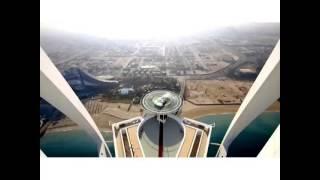 F1 REDBULL- DRIFTING IN DUBAI