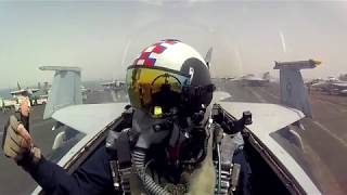 VFA-211 Fighting Checkmates Cruise Video 2012
