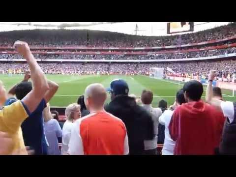 Goal Aaron Ramsey (LIVE) - Arsenal 2-1 Crystal Palace - 16/08/14