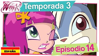 Winx Club - Temporada 3 Episodio 14 - Furia! - COMPLETO