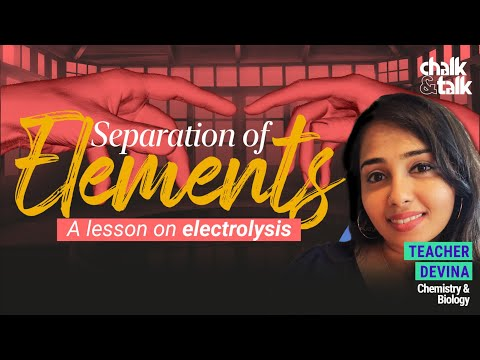 Quick & Easy Revision On Electrolysis