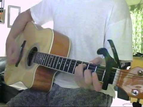 i never cry alice cooper guitar strum