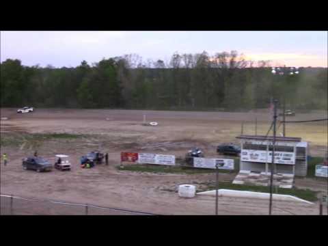 Butler Motor Speedway FWD Heat #2 5/13/17