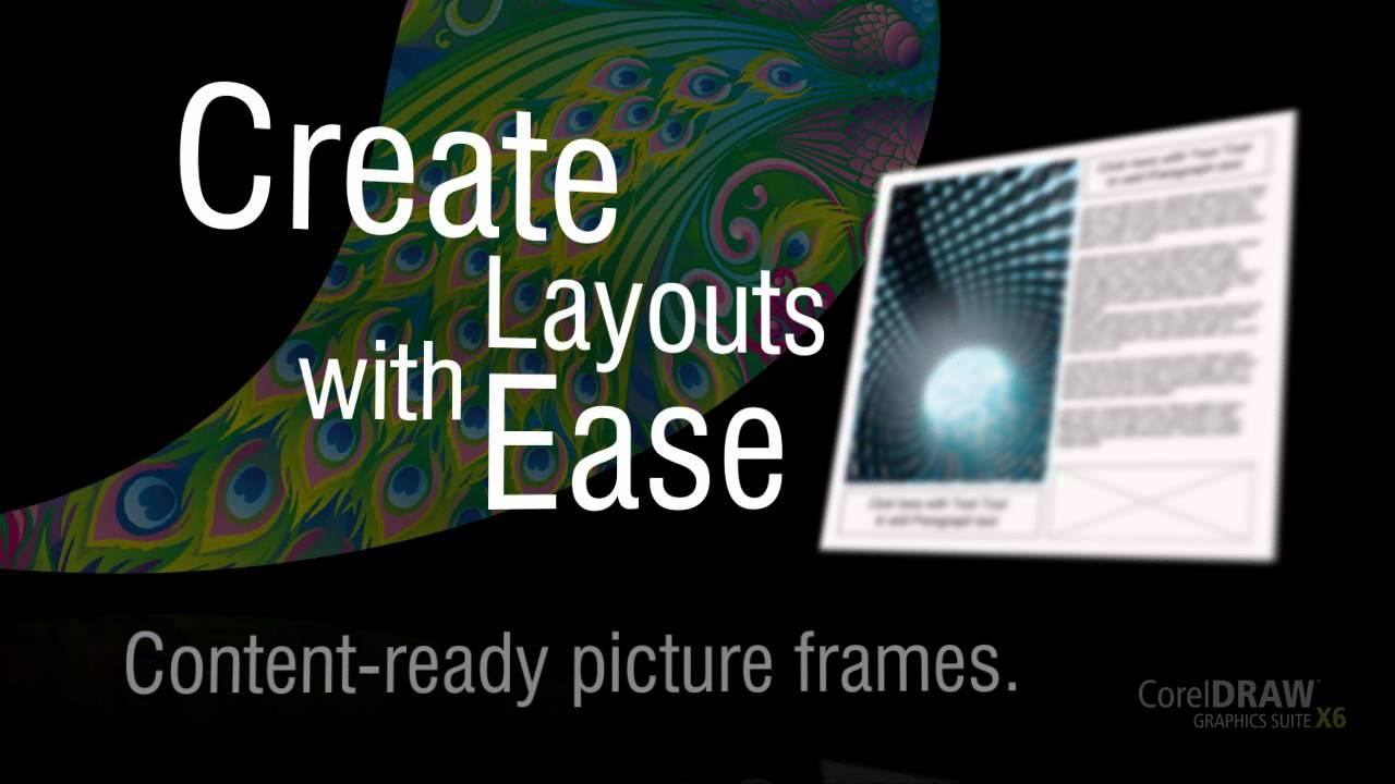 CorelDRAW Graphics Suite X6 2021 Crack