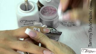 ♡ Tammy Taylor It's Jingle Bell Time Red Glitter Collection & Demonstrations