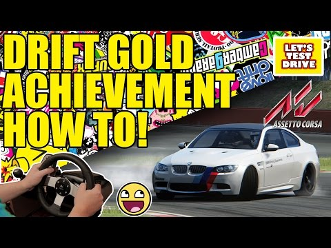 Assetto Corsa How To Drift Special Event With A Logitech G27 @ 900 Degrees