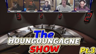 CS:GO - TV QUIZ SHOW Ft. Youtubers | Part 3 - THE HOUNGOUNGAGNE SHOW