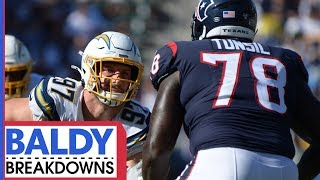 Why Laremy Tunsil is the Best Left Tackle in the NFL | Baldy Breakdowns