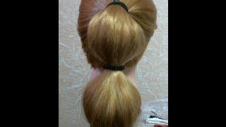 Прическа на каждый день |  Cute Girls Hairstyles(В этом видео я вам покажу. как сделать быструю прическу =) Музыка из видео: http://www.youtube.com/user/TheQLon Подписывайтес..., 2013-02-06T19:50:18.000Z)