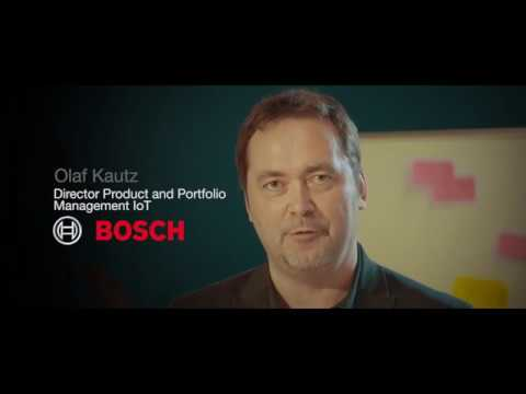 AWS Industrial Software: Bosch Software Innovations Partner Case Study