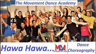 Hawa Hawa Dance Choreography | Mubarakan | Arjun Kapoor Ileana D'Cruz | Bidur Siwakoti Choreography