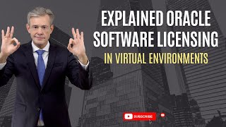 Oracle Licensing and virtualization