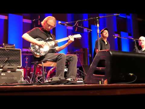 Sonny Landreth 2017-07-20 World Cafe Live Phila, PA