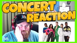 G'day guys, today I attended my first Pentatonix concert, to say th...