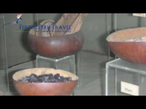 The ceramics of Puruchuco - Peru Archaeology Vacation