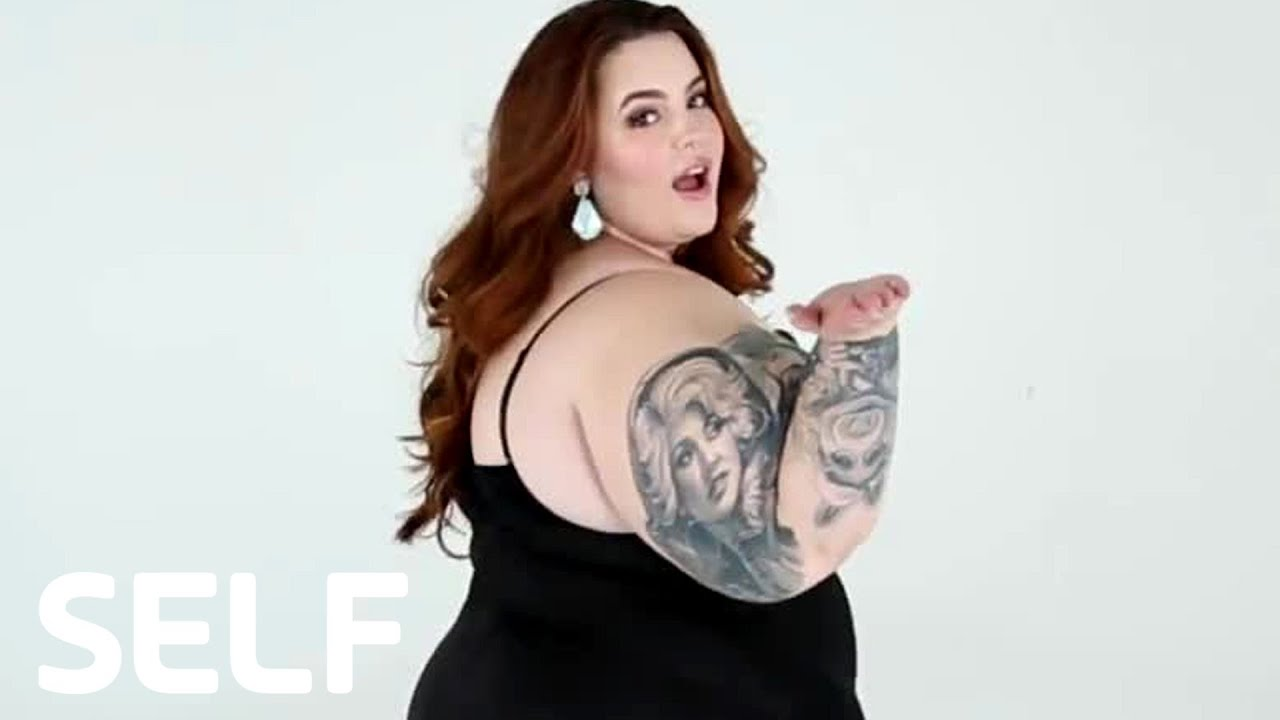 0a18d3d6cfc Model Tess Holliday on Why It s OK to Call Herself