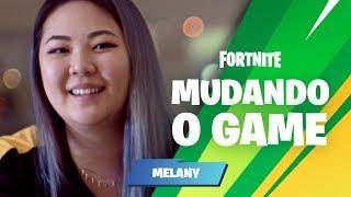 Mudando o Game #2 - MelanyLee