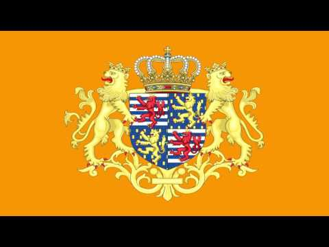 Estandarte Imperial y Real de Luxemburgo - Imperial and royal Standards of Luxembourg