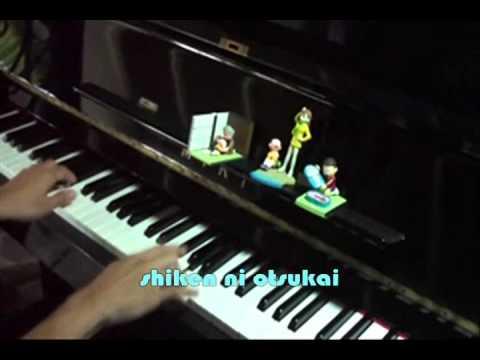 Doraemon no Uta (Doraemon Main Theme) Piano Version