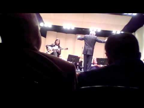 Roberto Granados 12 years old plays Concierto De Aranjuez I. (Allegro con spirito)