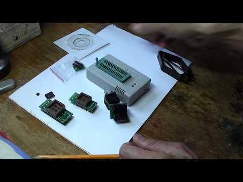 Программатор MiniPro TL866 лучший из лучших להורדה