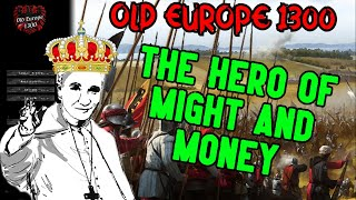 HOI4 MOD: OLD EUROPE 1300  - SWEDEN - THE HERO OF MIGHT AND MONEY! #1