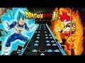 Ending 10 Dragon Ball Super Guitar Flash Guitar Hero mp3